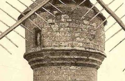Guérande - Le moulin du diable, plusieurs légendes