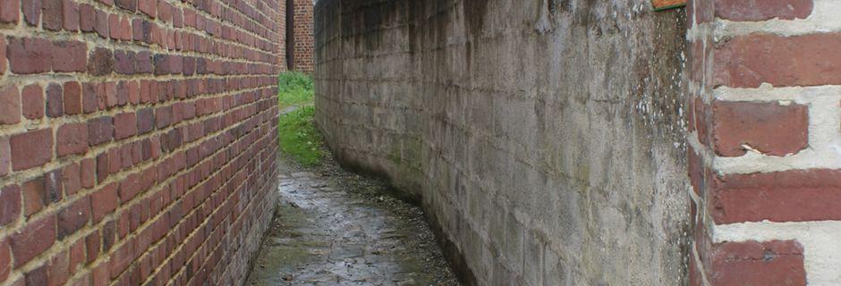 SAINT RIQUIER: restes de la Tour Margot