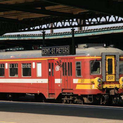 Le matériel moteur des chemins de fer belges