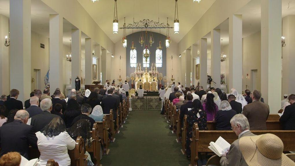Consécration épiscopale de Monseigneur Joseph Selway