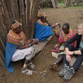 Rendez-vous en terre inconnue au Kenya : Estelle Lefébure à la rencontre de 3 femmes exceptionnelles ! - Leblogtvnews.com
