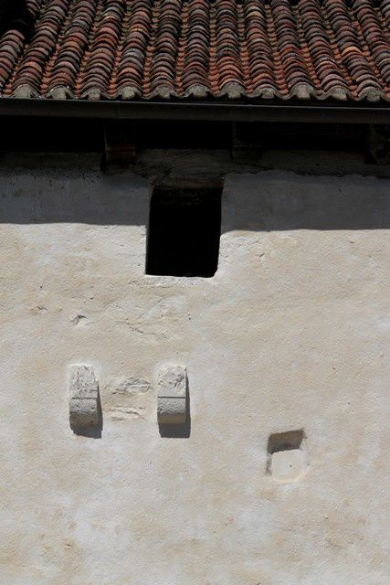 Diaporama église fortifiée de Magescq
