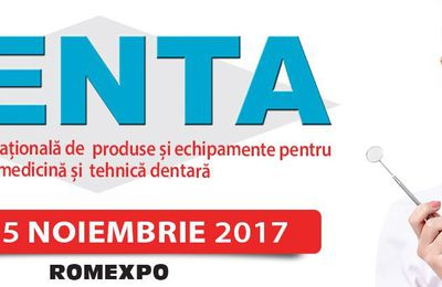 RoumanIE : Secteur dentaire – Bucarest expo internationale Dental !