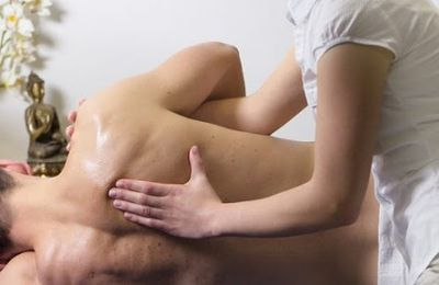 How to Give a Back Massage?