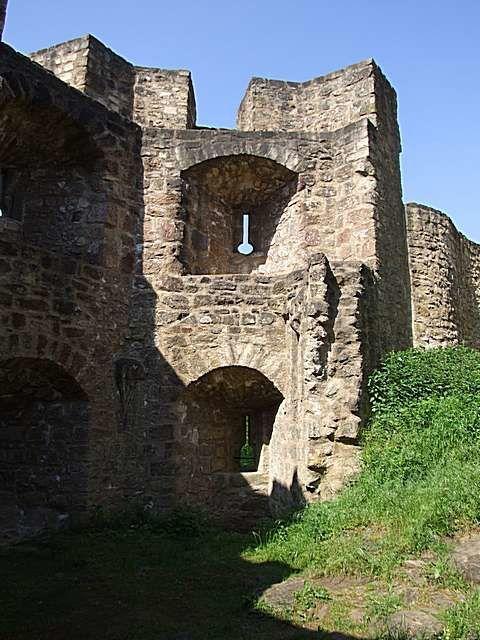 Diaporama château de Larochette