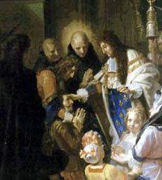 Le Roi te touche, Dieu te guérit