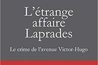 L'étrange affaire Laprades - Jean Jolly