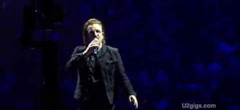 U2 -Experience + Innocence Tour -01/09/2018 -Berlin -Allemagne -Mercedes-Benz Arena #2