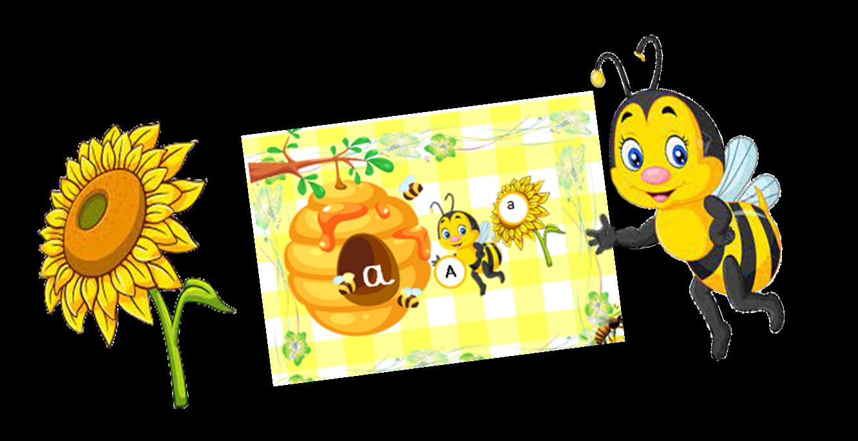Abeilles : Les Alph'abeilles