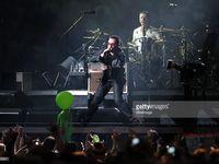 U2 -Amsterdam Pays-Bas 20/07/2009