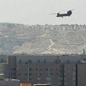 Afghanistan : l'hélicoptère qui va hanter Joe Biden