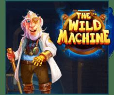 machine a sous mobile The Wild Machine logiciel Pragmatic Play