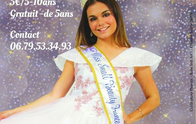 Election Miss Small Beauty France 2020