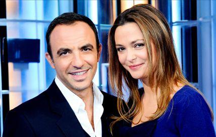 Nikos Aliagas et Sandrine Quétier enchainent les records