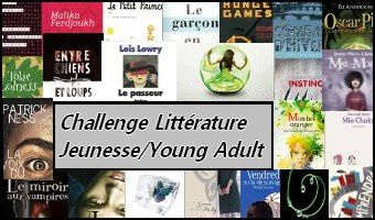 Challenge Littérature jeunesse / Young adult