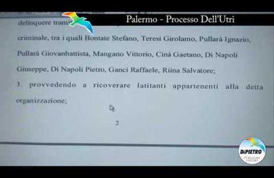 PROCESSO APPELLO MARCELLO DELL'UTRI