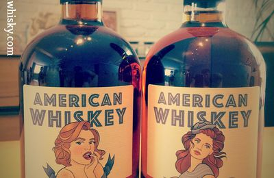 American Whiskey - by 3006