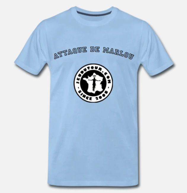 T-shirt jeudutour (19.90 euros)