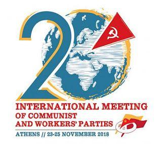 Plus de 90 partis communistes seront représentés à la 20ème Rencontre internationale des partis communistes et ouvriers