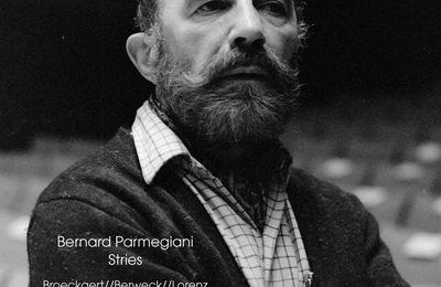 Bernard Parmegiani - Stries