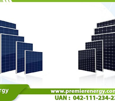 Monocrystalline Solar Panel Vs Polycrystalline Solar Panel
