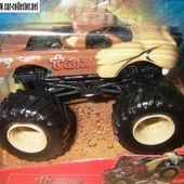 TAZ MONSTER JAM HOT WHEELS 1/64 - car-collector.net