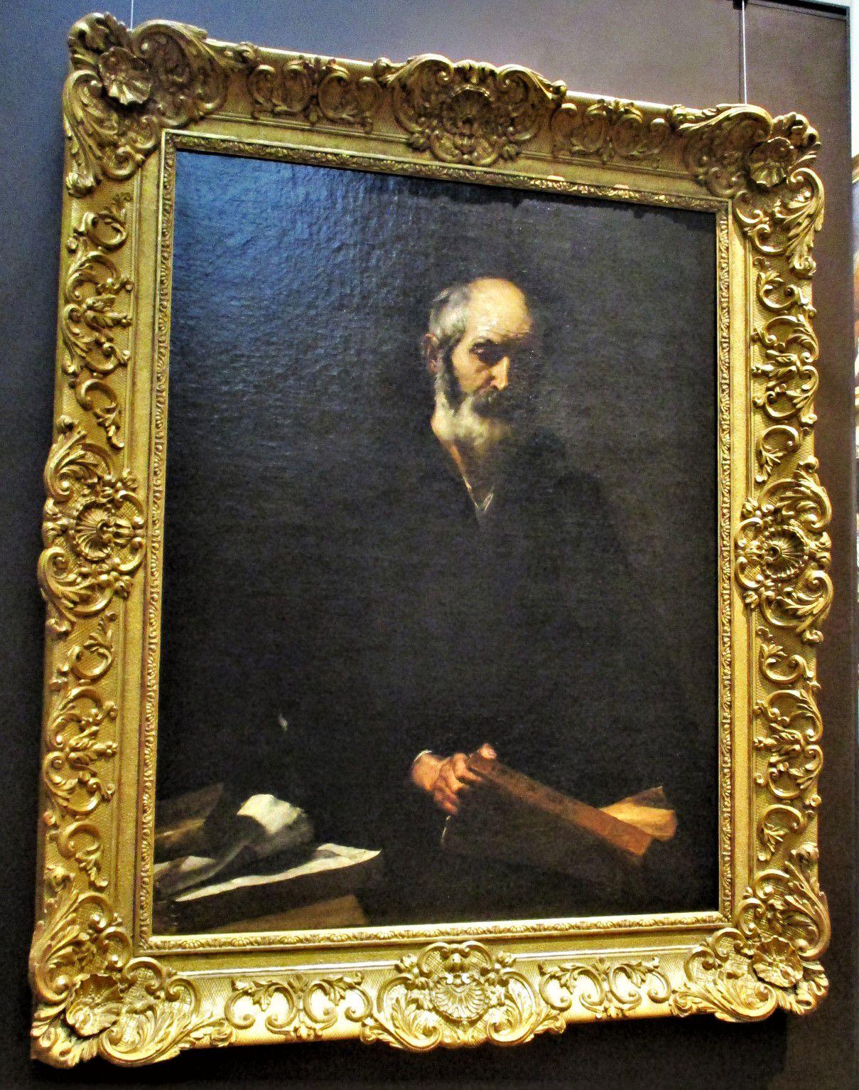 Platon - Jusepe de Ribera, 1630