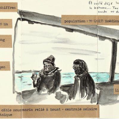 Enez Edig... île d'Hoëdic 16 (Quelques chiffres)