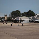 Rafale, Mirage 2000, Typhoon et F-35 sont prêts à en découdre dans le ciel de Mont-de-Marsan