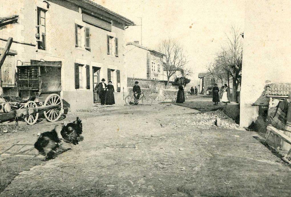 Mémoires du village