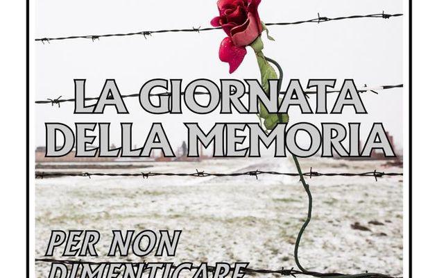 Giorno della Memoria 2019 : per non dimenticare