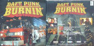 Front / Back de Burnin' pour Daft Punk
