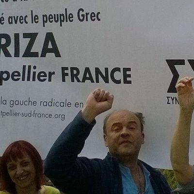 Εκτακτη συνεδρίαση του Συριζα Mονπελιέ Γαλλίας Κυριακή 6 Μάη 1μμ στο Παρίσι. Réunion urgente des membres et ami.e.s de Syriza - Montpellier France dimanche 6 mai à 13h à Paris.