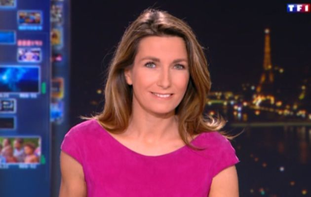 2013 12 29 - 20H00 - ANNE-CLAIRE COUDRAY - TF1 - LE 20H
