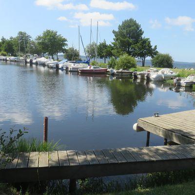Promenade à GASTES - Lac de Biscarrosse et de Parentis