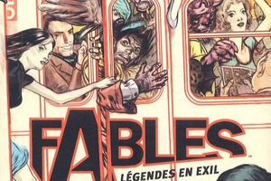 Fables, tome 1 : Légendes en exil - Bill WILLINGHAM