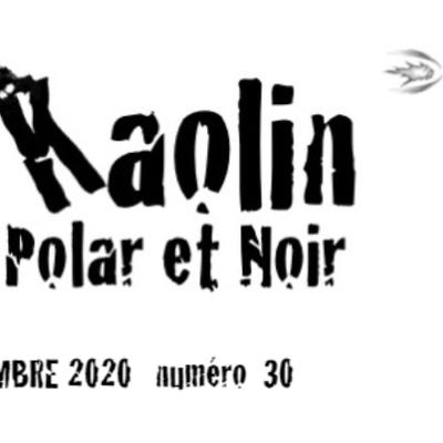 Noir Kaolin - Fanzine Polar et Noir
