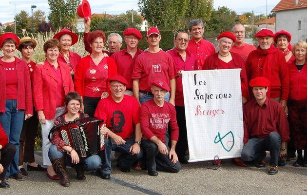 Soirée concert Les Gaperons Rouges - Samedi 4 février à partir de 18h - THURET