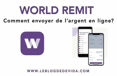 World Remit : comment envoyer de l'argent en ligne ?