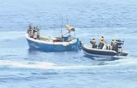 Les gardes armés désormais autorisés sur les navires de commerce français