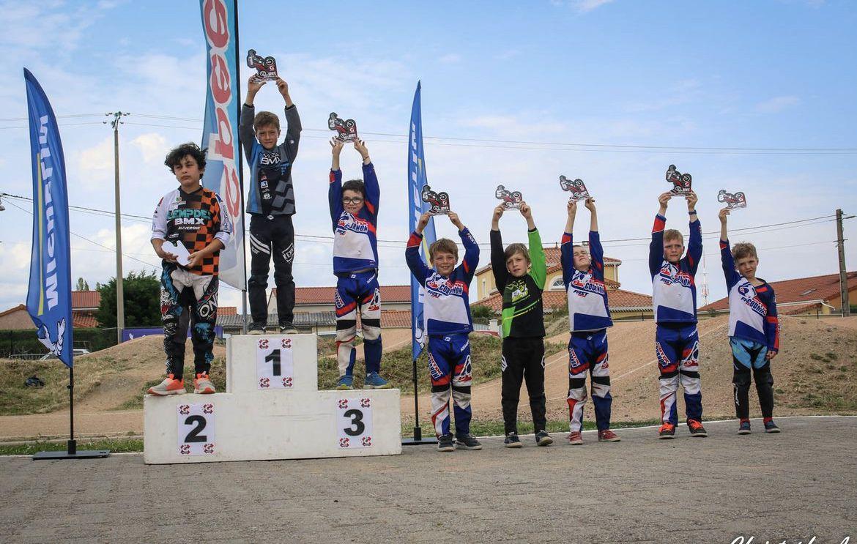 Résultats de la 3e manche de la Coupe D'Auvergne à Gerzat