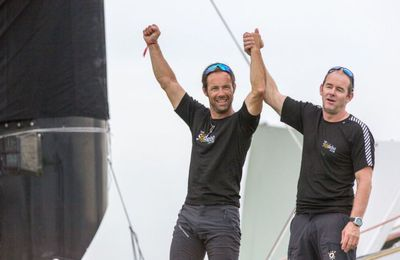 Multihulls - Sodebo Ultim' smashes record to win Transat Jacques Vabre
