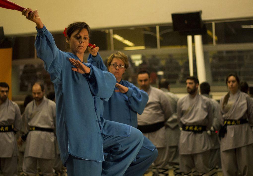 SanDa Shifu Paty Lee (Certificada en China 4º Duan) (Authorized representative in Brazil (ISIA) in Spain