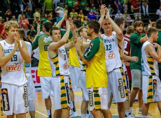 CM - Tournoi amical de Kaunas: La Lituanie toujours invaincue, bat la Nouvelle-Zélande