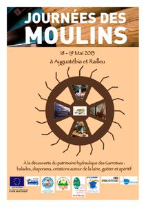Journées Européennes des Moulins