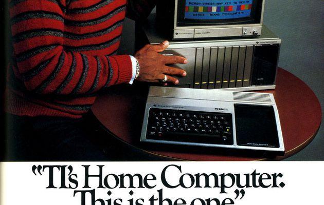 Photo: Vintage advertising: Texas Instruments...