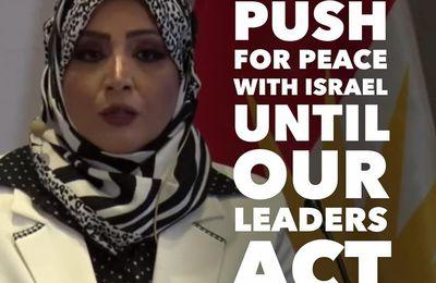 """Les """"lobbyistes"""" américains veulent pousser l'Irak dans les bras d'Israël"""