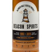 Beacon Spirits - The Enigma Blend - Passion du Whisky