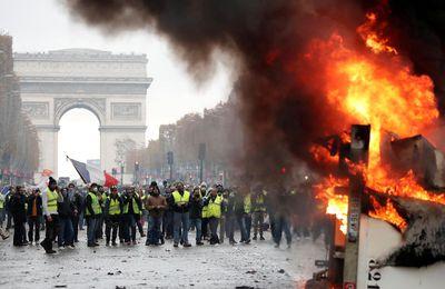 France : révolte, désespoir et colère Publié par Guy Millière