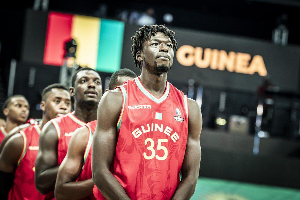 AfroBasket 20z1 : la Guinée frappe fort en décrochant un succès historique face à l'Égypte
